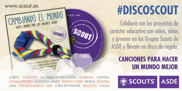 RRSS DiscoScout