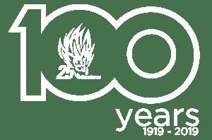 logo 100 ans