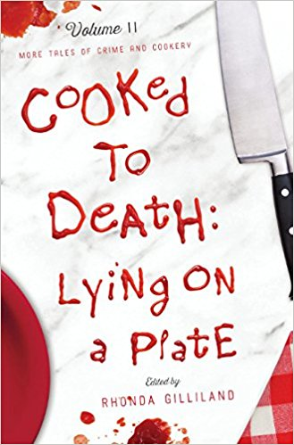 Author event: Cooked to Death, More Tales of Crime and Cookery