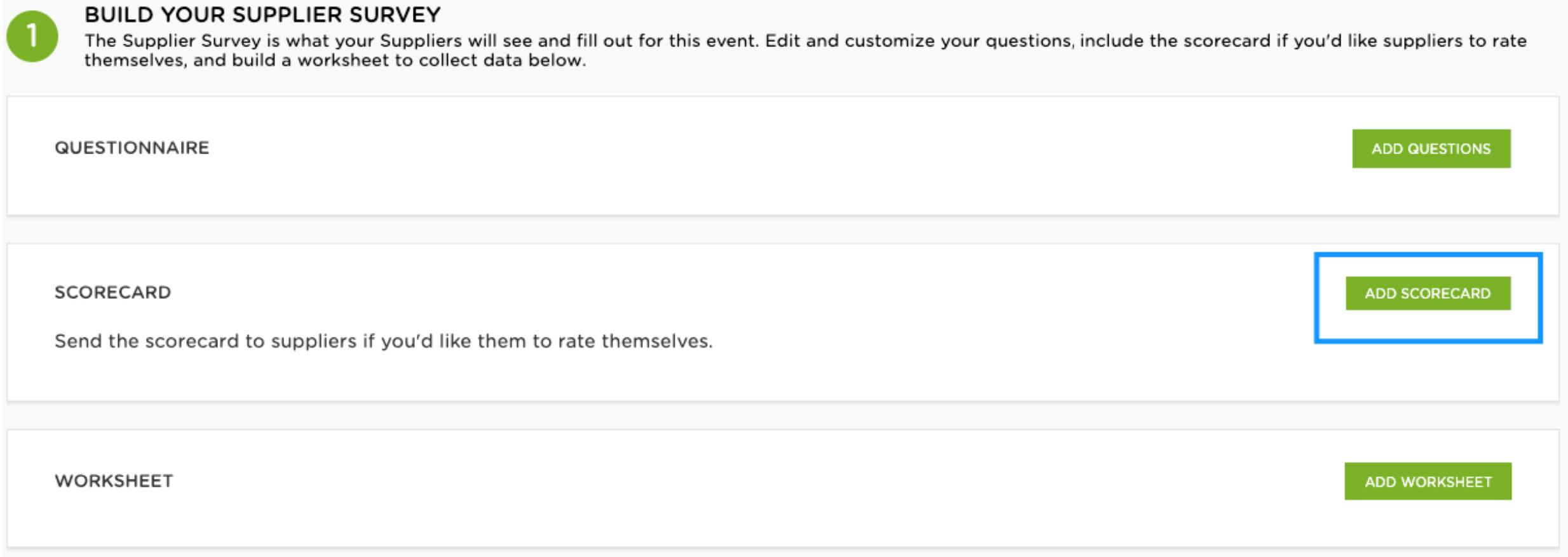 How To Build A Supplier Survey Scout Rfp