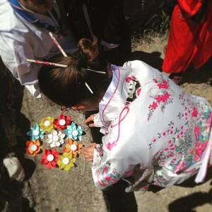 Origami, balli, usi e costumi del Giappone al 2° Campetto del REparto Peppino Impastato