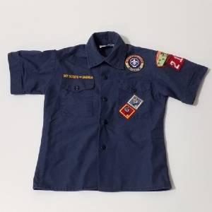 Blue Cub Scout Class A Uniform