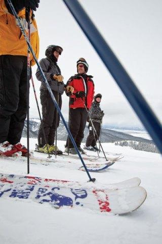 Westward Snow Skis