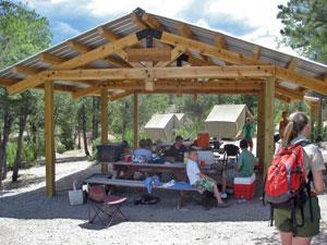 Rebuilding Gorham Scout Ranch