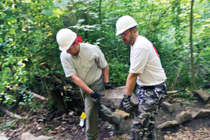 SummitCorps Trail Building 1