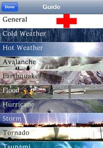 Snow Safety Emergency Beacon App