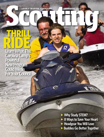 May-June 2012 Scouting Magazine Cover