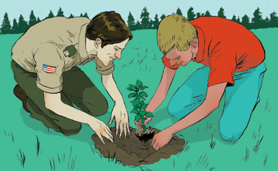 50 Tips for New Scouting Leaders Volunteering