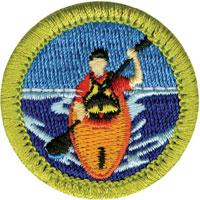 Kayaking Merit Badge