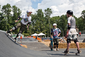 Summit Shakedown Skateboarding