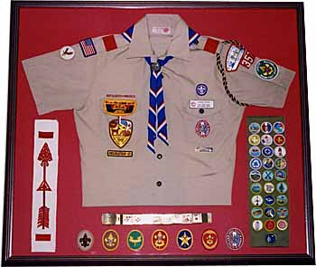 CUBS CAMP IS FUN BADGE CUB OFFICIAL UNIFORM SUPPLIERS NEW
