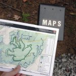 Arrowhead Hike and Bike Trail Map