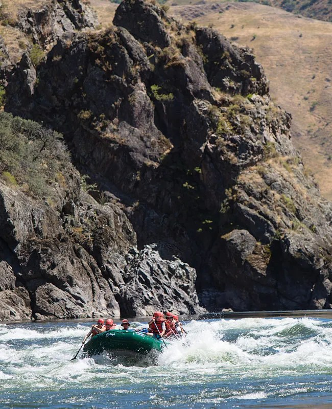 North Idaho High Adventure Base