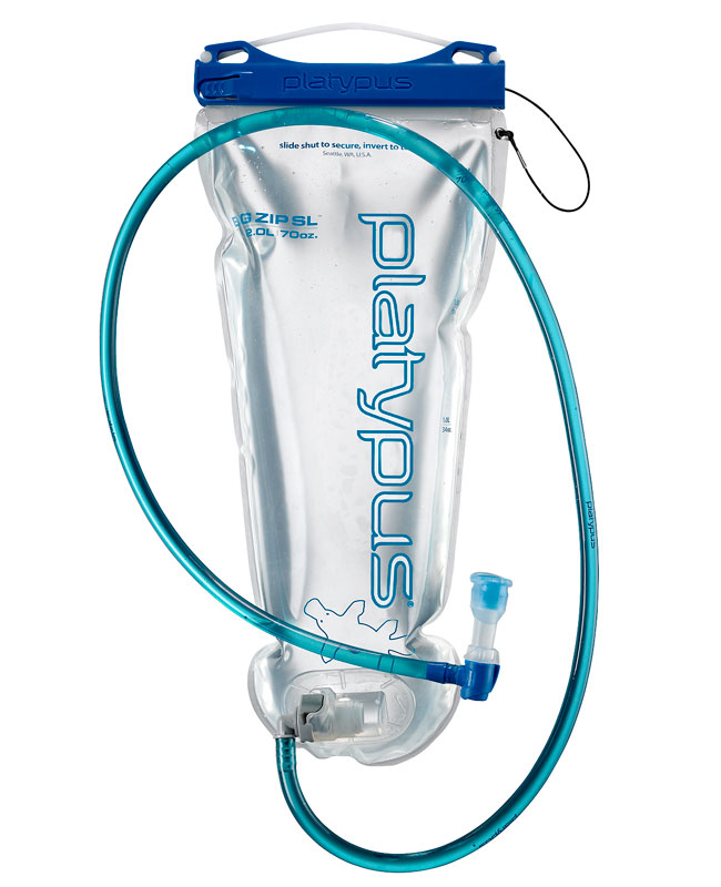 WATER: PLATYPUS BIG ZIP SL
