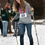 Learning Nordic Skiing