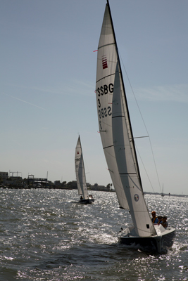 Sea Scout Base-Galveston Sailing