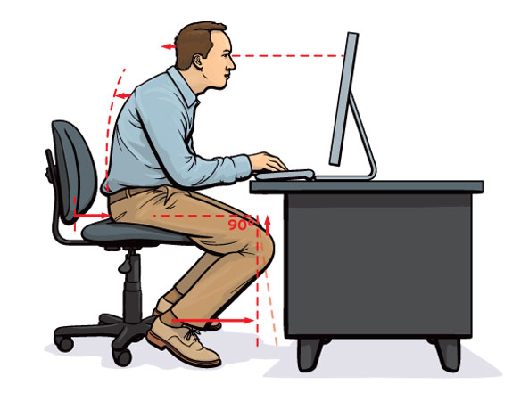 Check your posture