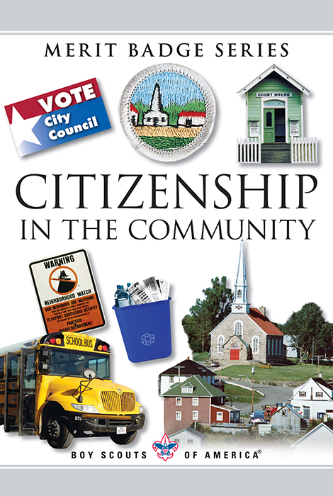 Add Interest To The Citizenship In The Community Merit Badge