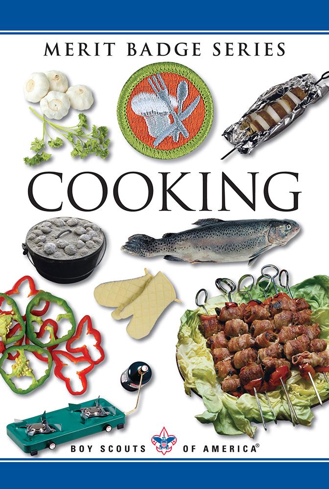 Cooking Merit Badge Worksheet - Tecnologialinstante