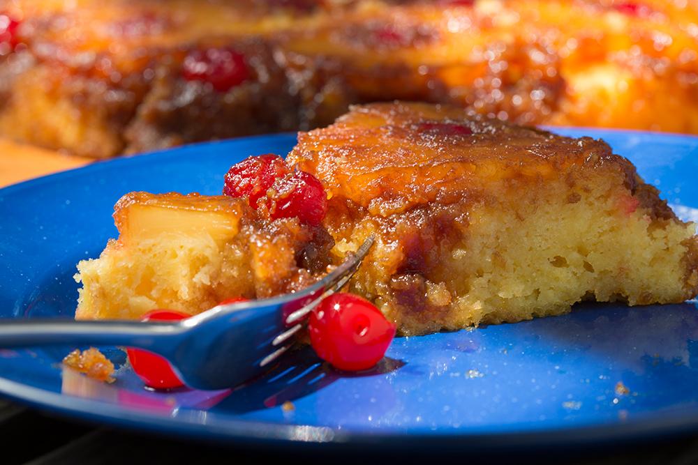 How To Make Dutch Oven Pineapple Upside Down Cake