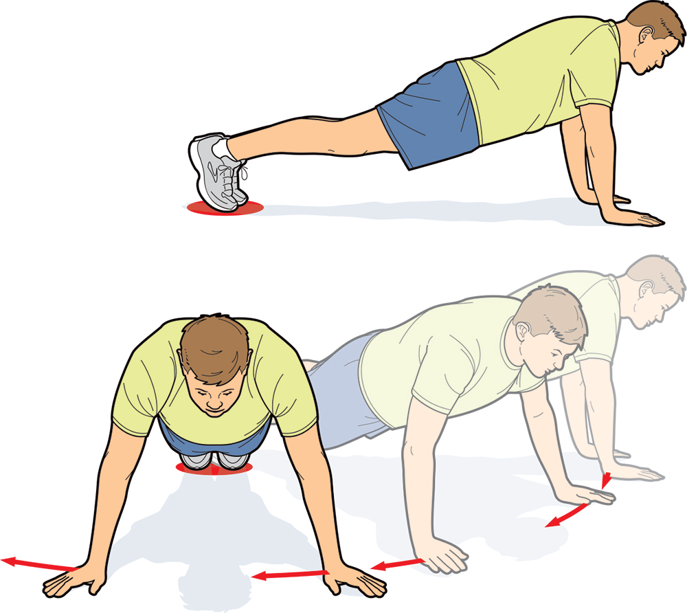 Try This 15 Minute Circuit Routine To Up The Intensity Of Your Workouts Supersets On Pinterest Workout And Weight Training Clockwalk