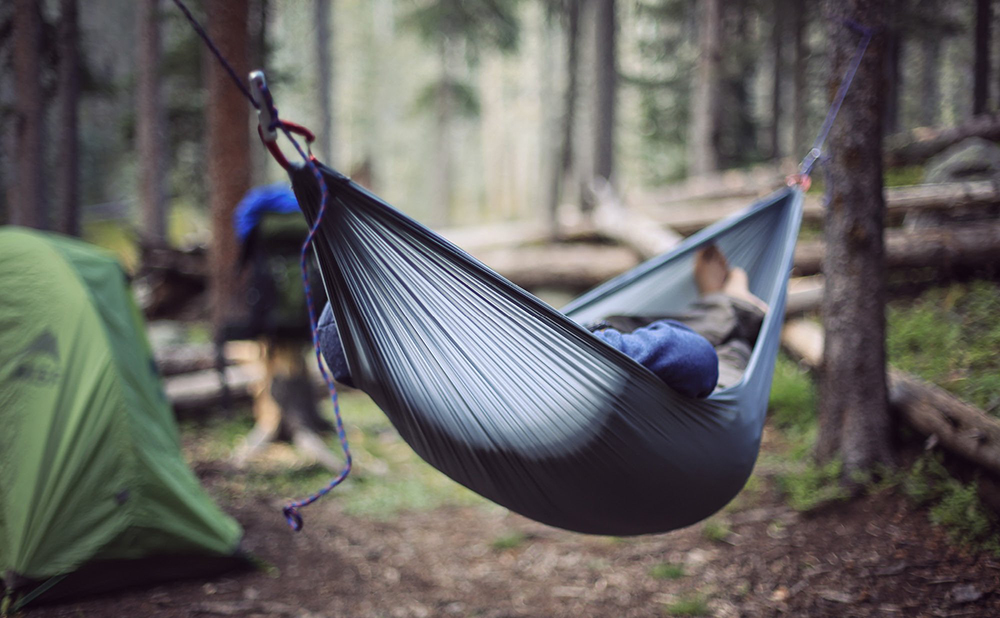 recreational hammocks are fast be ing  u201cmust haves u201d for scouting campouts and many are small and light enough that folks bring them on day hikes as well  rest easy with eight expert tips for  fortable hammock camping  rh   scoutingmagazine org