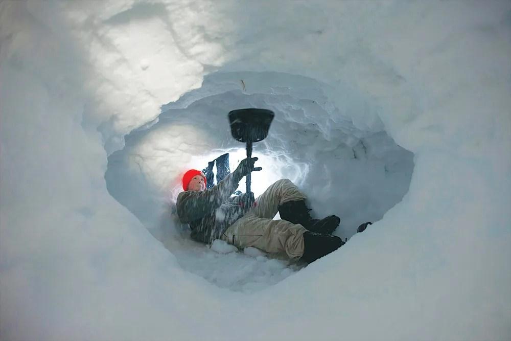 snowshelter