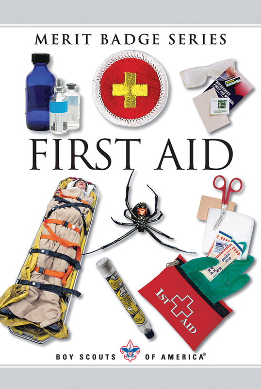 firstaidmb - First Aid Merit Badge Worksheet