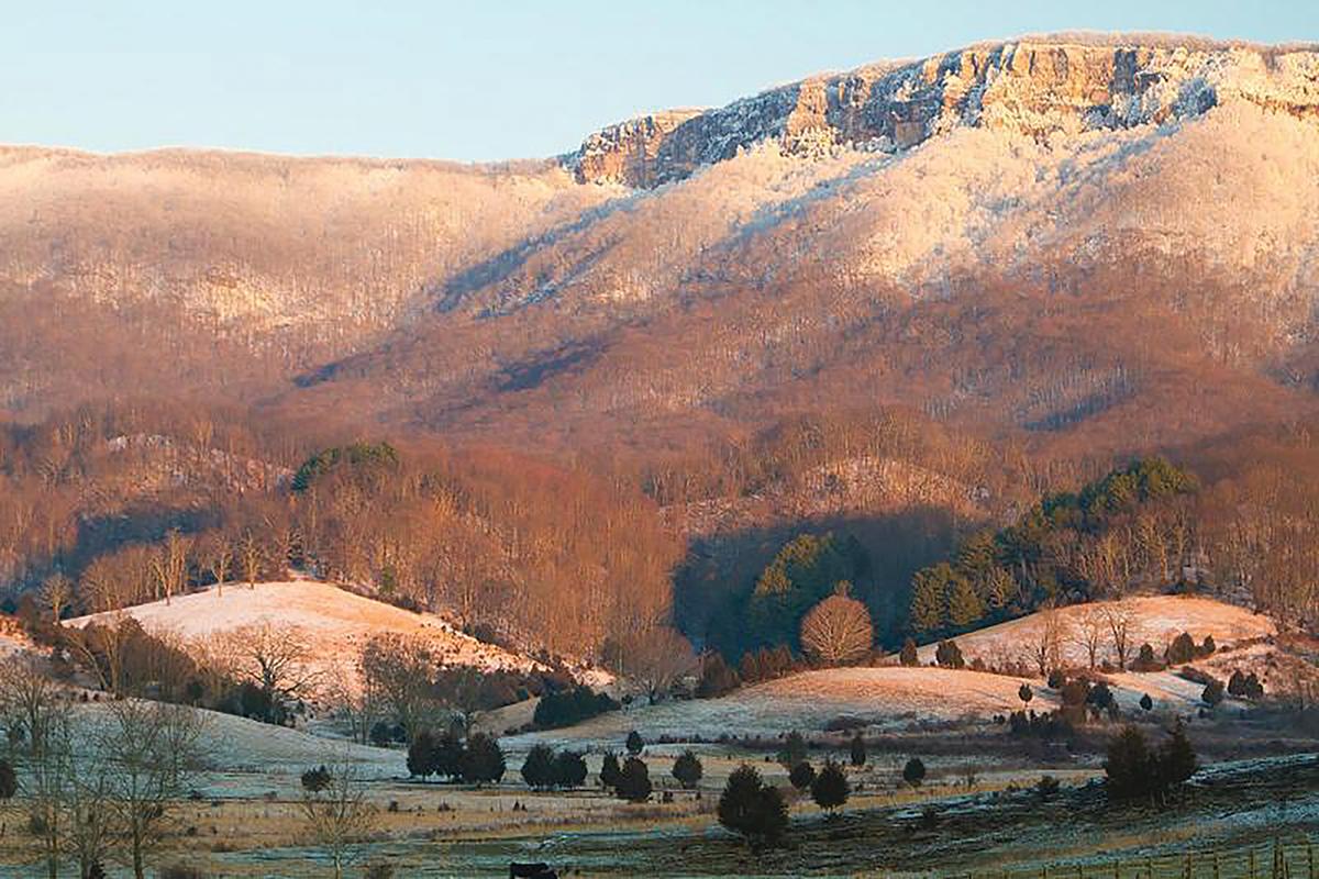 Plan An Excursion To Cumberland Gap National Historical Park