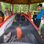 Four tips for getting new Cub Scouts to camp