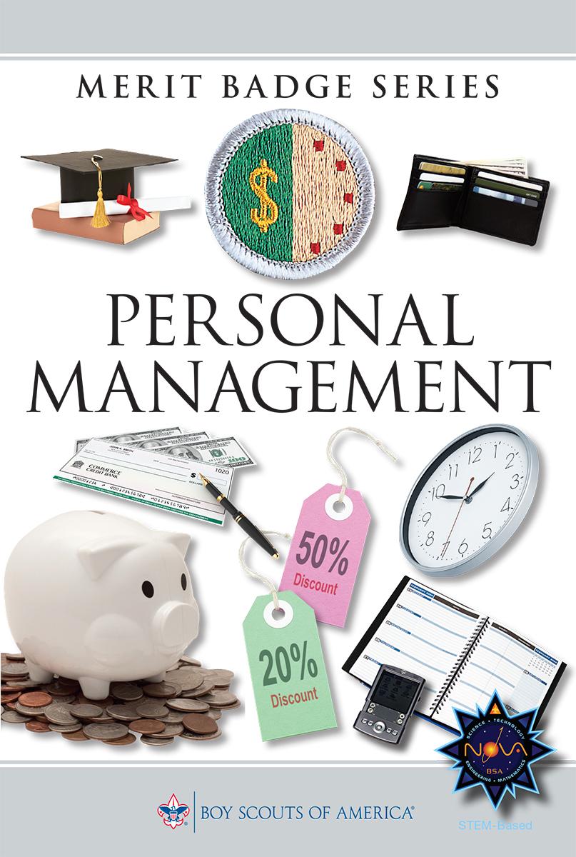 Personal Management Merit Badge Excel Spreadsheet Beautiful ...