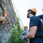 Climb on at national climbing directors' course