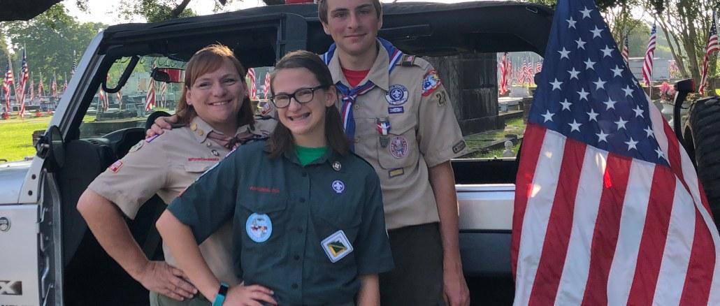 Scouting magazine