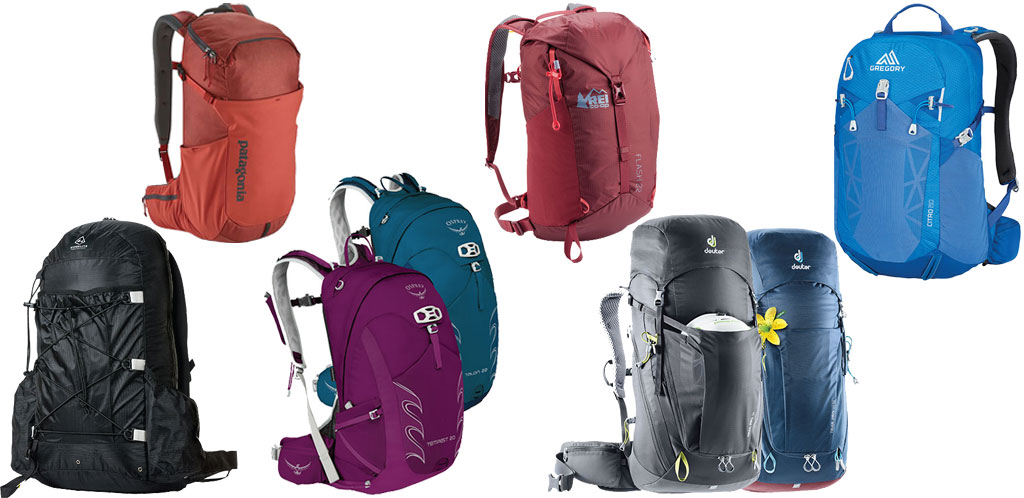 Pick the perfect pack for your daylong diversions