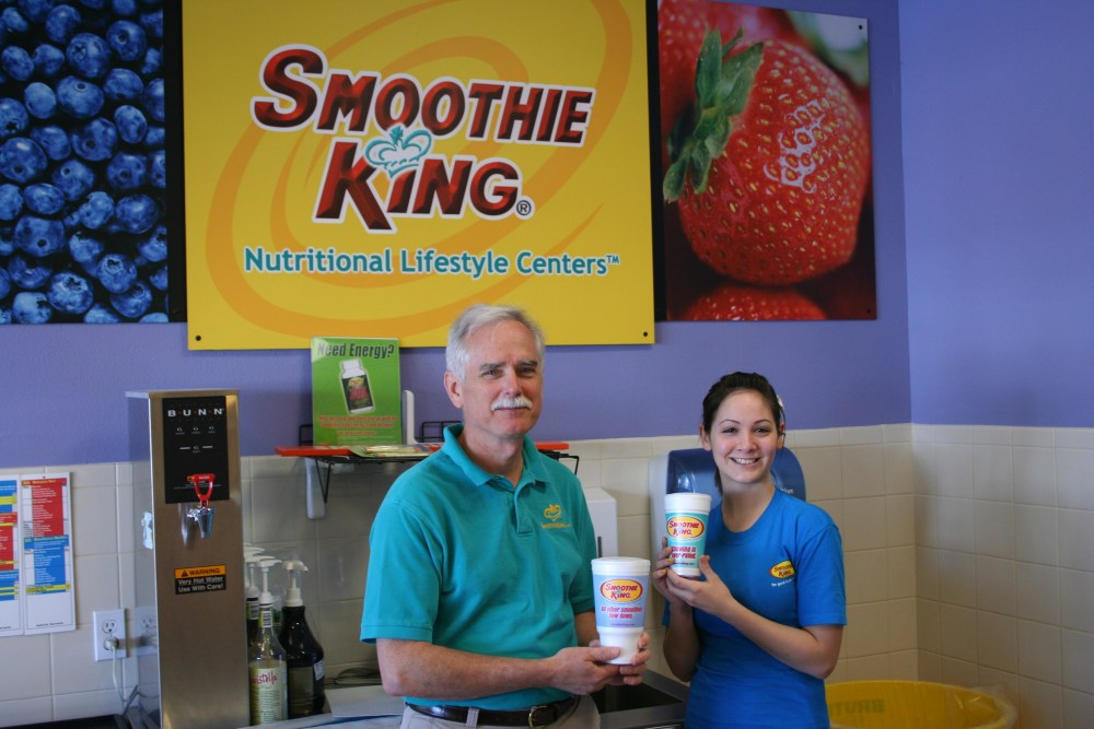 On Food Patrol - Smoothie King (1/2)