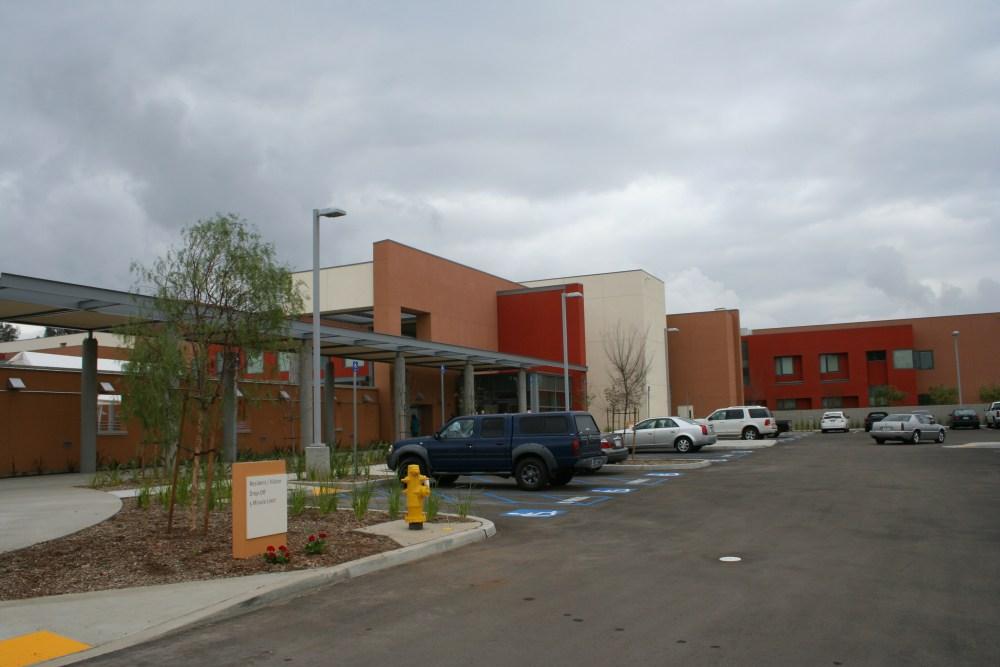 New Edgemoor Hospital Almost Ready (1/6)