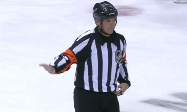 Tonight's NHL Referees & Linesmen – 10/28/16
