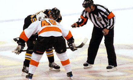 Tonight's NHL Officials – 11/3/12