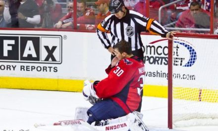 Tonight's NHL Referees & Linesmen – 3/6/15