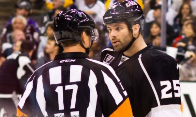 Tonight's NHL Referees & Linesmen – 10/13/15