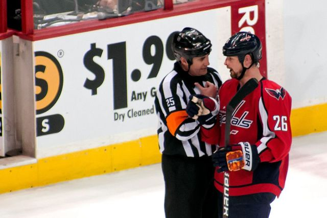 Tonight's NHL Referees & Linesmen – 1/21/15