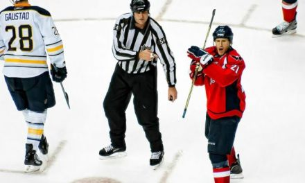 Tonight's NHL Referees – 3/23/14 (Late Games)