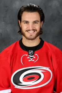 Carolina Hurricanes Kevin Westgarth