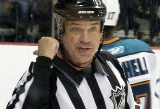 Tonight's Officials – 12/2/13