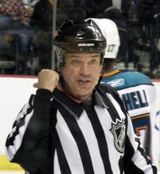 Tonight's Officials – 11/13/13