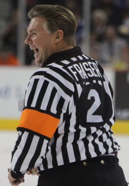 Tonight's Officials – 12/13/13