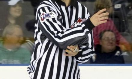 Ref Reading: Creigh Eyes Officiating Career