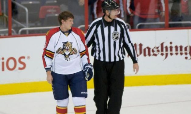 Tonight's Officials – 1/28/14