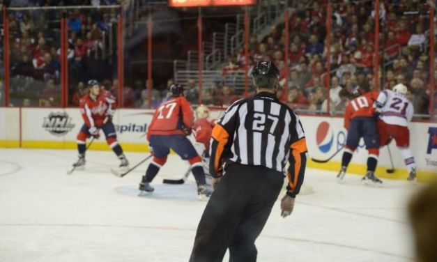 Tonight's  NHL Stanley Cup Playoff Referees & Linesmen – 5/15/16