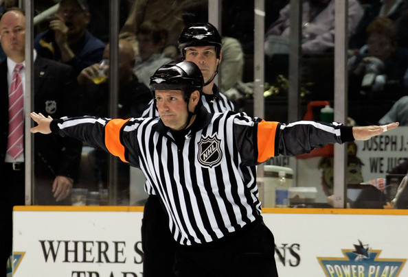 Today's NHL Referees – 3/1/14